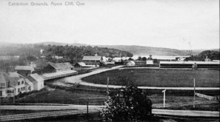 The Ayer's Cliff Fair: Then and Now
